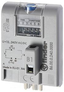 (A) Timer 0,05s..100h 12-240V AC/DC, 86000240