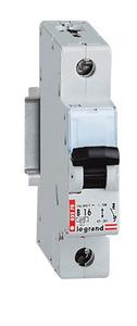 DX Standard 1P 6A C 6000A/6kA kismegszakító