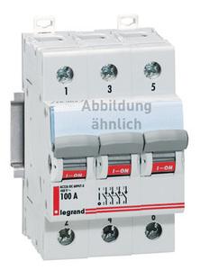 Lexic moduláris kapcsoló 3P 100A