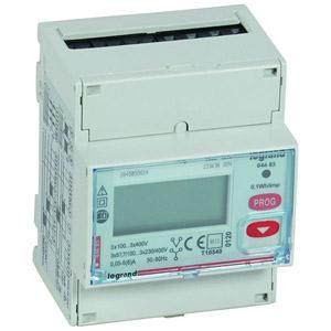 Lexic fogyasztásmérő 3F 5A MID