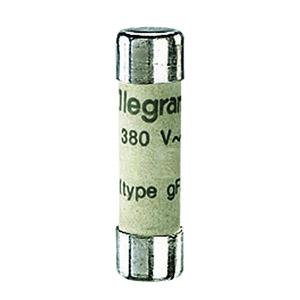Lexic hengeres olvadóbiztosító 2A gG 8,5 x31,5 kiolvadás jelző nélkül