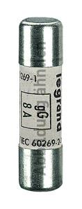Lexic hengeres olvadóbiztosító 16A gG 10 x38 kiolvadás jelzővel