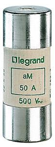 Lexic hengeres olvadóbiztosító 50A aM 14 x51 ütőszeg nélkül