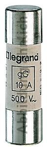 Lexic hengeres olvadóbiztosító 6A gG 14 x51 ütőszeg nélkül