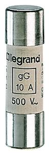 Lexic hengeres olvadóbiztosító 10A gG 14 x51 ütőszeg nélkül