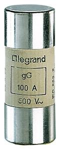 Lexic hengeres olvadóbiztosító 100A gG 22 x58 ütőszeg nélkül