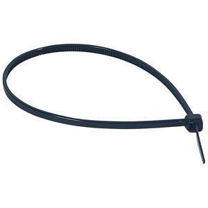 Colring 2,4x180 fekete vezetékkötegelő
