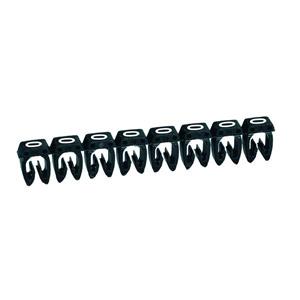 CAB3 1,5-2,5 0 jelölő fekete