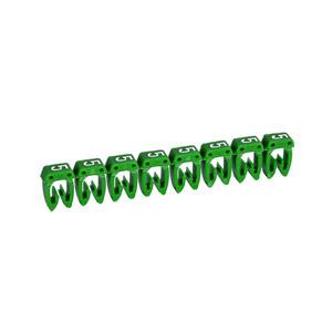 CAB3 1,5-2,5 5 jelölő zöld