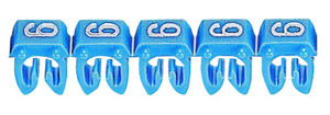 CAB3 1,5-2,5 6 jelölő kék