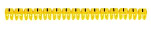 CAB3 1,5-2,5 - jelölő sárga