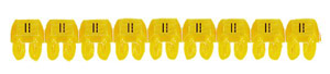 CAB3 1,5-2,5 = jelölő sárga