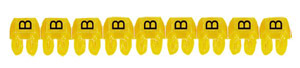CAB3 0,5-1,5 B jelölő sárga