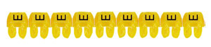 CAB3 0,5-1,5 E jelölő sárga