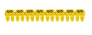 CAB3 0,5-1,5 S jelölő sárga