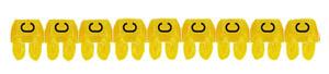 CAB3 1,5-2,5 C jelölő sárga