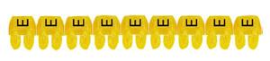 CAB3 1,5-2,5 E jelölő sárga