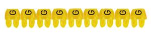 CAB3 1,5-2,5 G jelölő sárga