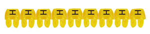 CAB3 1,5-2,5 H jelölő sárga