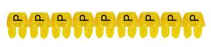 CAB3 1,5-2,5 P jelölő sárga