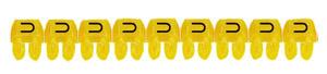 CAB3 1,5-2,5 U jelölő sárga