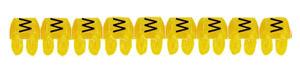 CAB3 1,5-2,5 W jelölő sárga