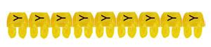 CAB3 1,5-2,5 Y jelölő sárga