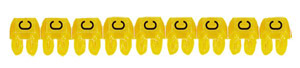CAB3 4-6 C jelölő sárga