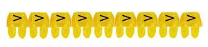 CAB3 4-6 V jelölő sárga