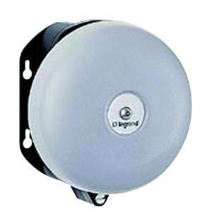 Legrand csengő, 24VAC 150 mm, IP44, 98dB
