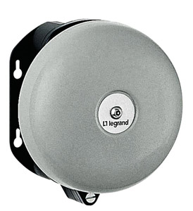 Legrand csengő, 200/250 VAC 150 mm, IP44, 98dB