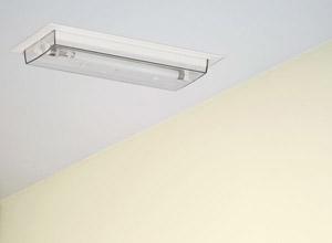 S8 tartalékvilágítási lámpatest 8W, fénycsöves,3 óra 110 lm