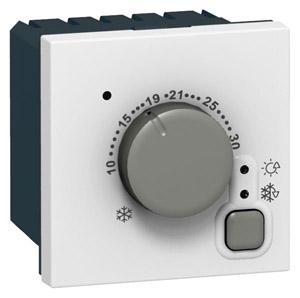 Program Mosaic elektronikus termosztát, 2m, fehér