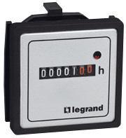 Legrand üzemóra-számláló 12-36V=
