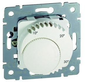 Galea Life standard szobatermosztát mechanizmus, fehér