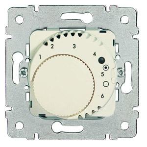 Galea Life szobatermosztát mechanizmus padlófútéshez, fehér