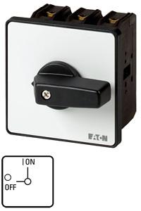 Kézikapcsoló 63A front 3P be-ki IP65