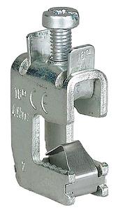 Gyűjtősín kapocs 16nmm/10mm sín KM AKU16/10