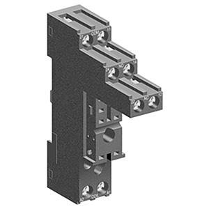 RSB interfész relé aljzat,12A, RSB1A160xx és RSB2A080xx relékhez