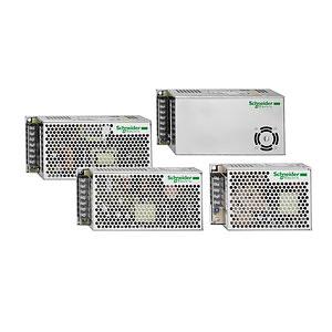 ABL1 Eco tápegység, 1f, 240VAC/24VDC, 240W, 10A, panelre szerelhető