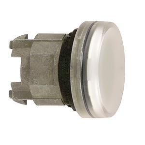 Jelzőlámpafej LED-hez fehér