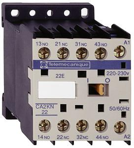 CA2 KN31.B7 segédkapcsoló 24V