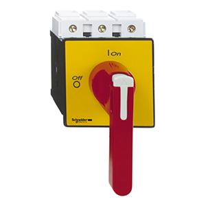 Fő- és vészleállító kapcsoló 175A