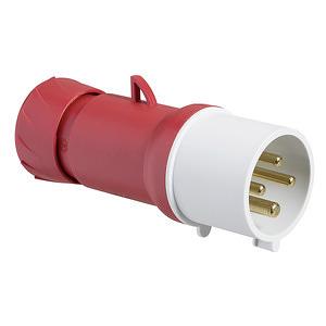 Pratika lengővilla 32A, 3P+E, 415V, IP44 (MG-Dfh-323k06m)