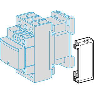 RC zavarszűrő 110-240V AC bepattintható