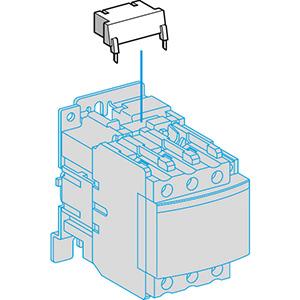 Zavarszürő varisztoros 110-250 AC/DC