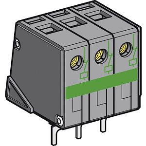 Áramkorlátozó motorvédőhöz 100kA GV1L3