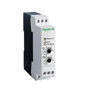 ATS01 lágyindító 6A 0,75kW/230V/1f. vagy 3kW/400V/3f.