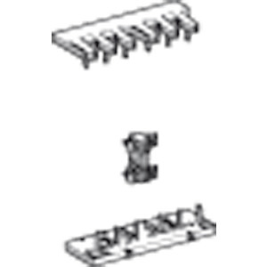 Mechanikus reteszelés LC1D09..D38