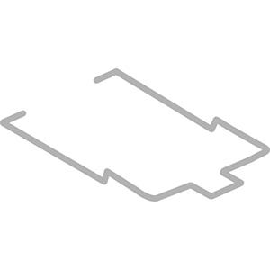 RXM miniatűr relé karbantartó kapocs